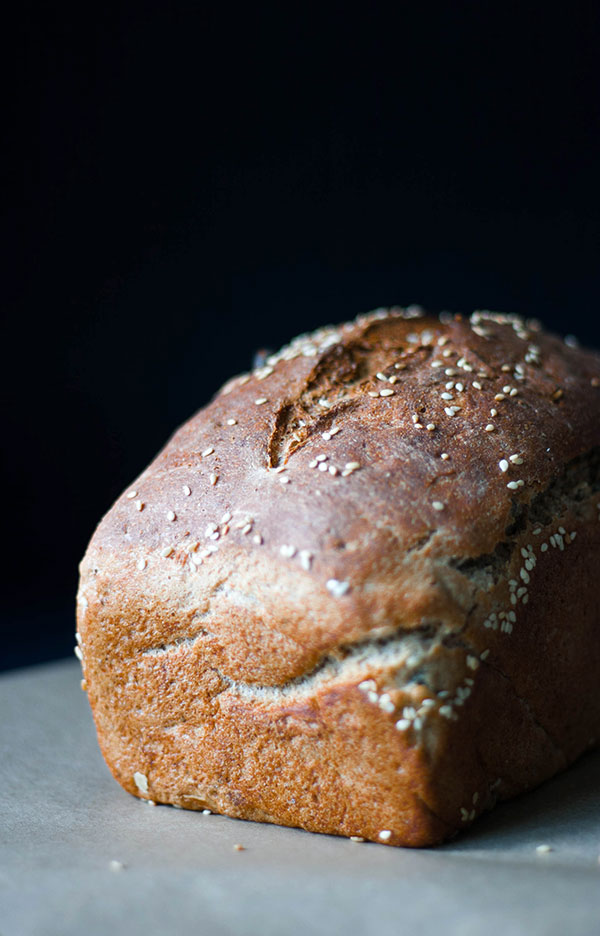 The perfect wholemeal spelt bread recipe