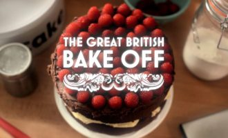 Great British Bake Off Episode One